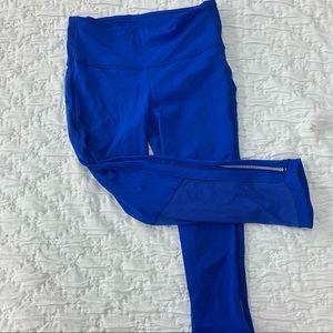 Blue Lulu leggings 💙